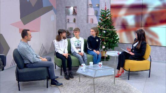 Следобед с БСТВ (13.12.2019), гост: Антон Николов, актьор и преподавател