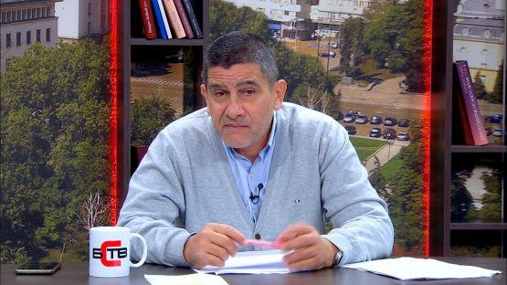 """""""България се събужда"""" (12.11.2019) гост: Минчо Христов, политолог"""