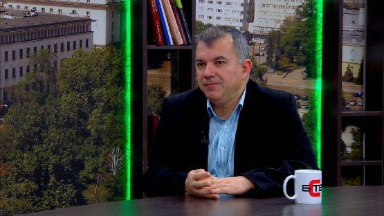 """""""България се събужда"""" (13.12.2019), гост: Богомил Николов, директор на асоциация Активни потребители"""