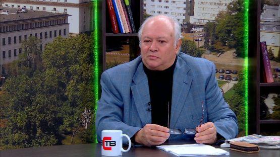 """България се събужда"""" (29.11.2019), гост: Петьо Дафинкичев - главен редактор на """"Пенсионери"""""""