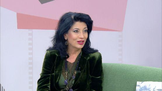 Следобед с БСТВ (17.12.2019), гост: Диана Дафова, певица