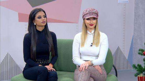 Следобед с БСТВ (10.12.2019), гости: Франческа Анри, гримьор и Теодора Янева, модел