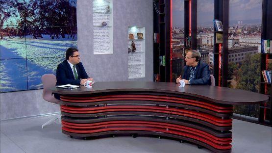 """""""България се събужда"""" (08.01.2020), гост: проф. Васил Проданов, философ"""