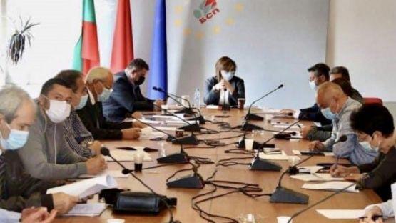 По решение на ИБ на БСП трима представители на партията влизат в Инициативния комитет на Румен Радев