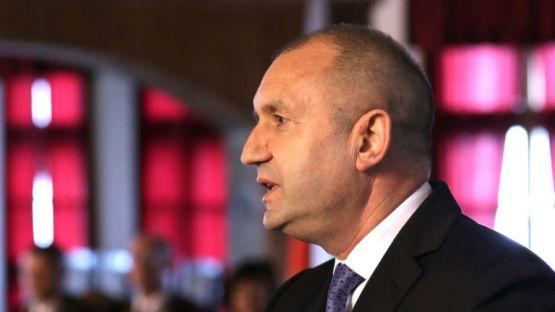 Президентът Радев призова депутатите да отстояват интересите на народа