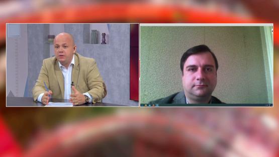 """""""Лявата политика"""" с Александър Симов (31.03.2020), гост: Борис Попиванов, политолог"""