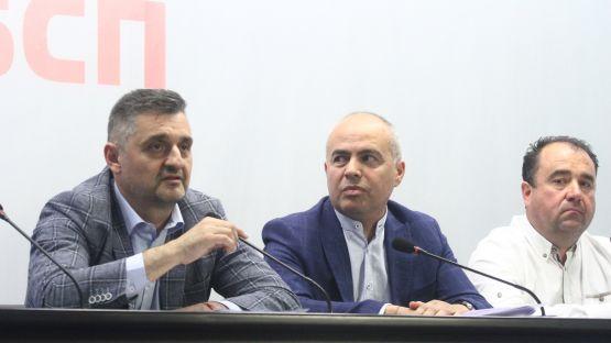 """МВР заплашва и """"респектира"""" членове на БСП преди изборите"""