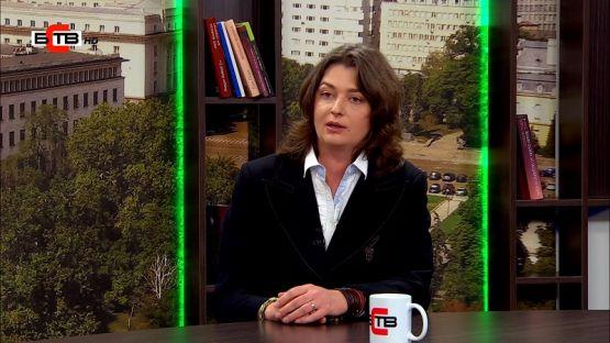 Културен фронт с Юлия Владимирова (24.11.19) Гост: Д-р Диана Андреева-Попйорданова – Директор в обсерватория по икономика на културата