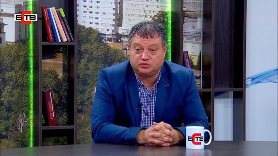 Културен фронт с Юлия Владимирова (24.11.19) Гост: Доц. Стефан Дечев