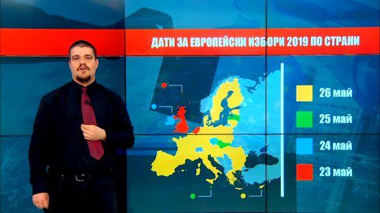 Кога гласуват страните-членки на ЕС за Европейския парламент?