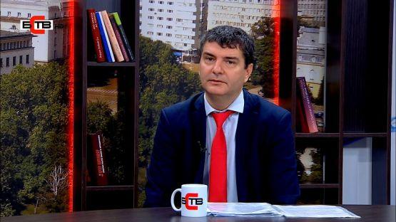 България се събужда (13.11.2019), водещ Стоил Рошкев, гост: Борис Цветков, БСП