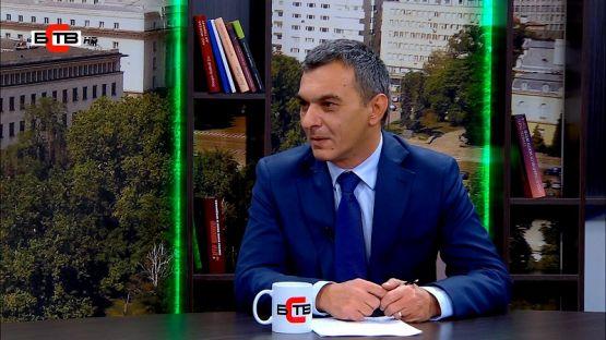 България се събужда (15.11.2019), водещ: Стоил Рошкев, гост: д-р Десислав Тасков