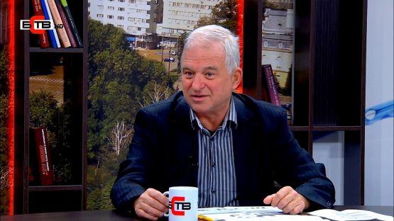 България се събужда (13.11.2019), водещ Стоил Рошкев, гост: Светозар Съев