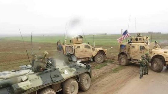Руски и американски конвои се сблъскаха в Сирия, има ранени американци (ВИДЕО)
