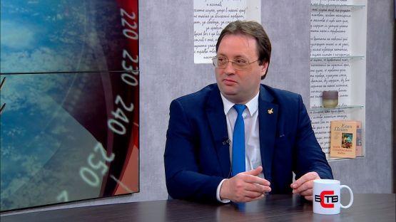 """""""Актуално от деня"""" с водещ Николай Грозданов (12.4.2021)"""