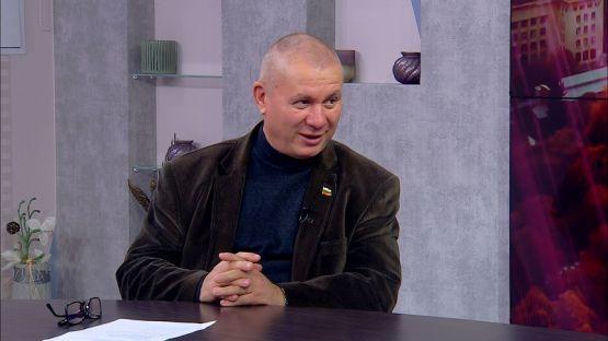 """""""Актуално от деня"""" с водещ Велизар Енчев (3.12.2020)"""
