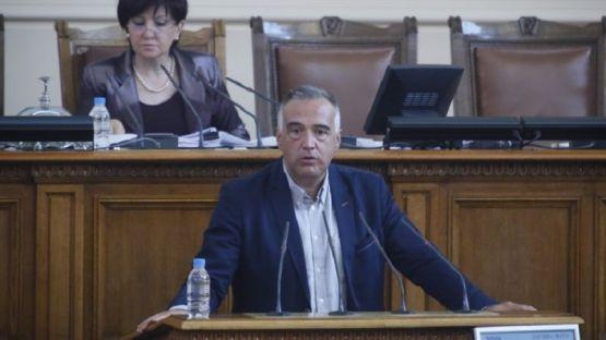 Антон Кутев: Парламентът трябва да реши кои да са червените линии за прокуратурата
