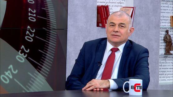 """""""Актуално от деня"""" с Александър Симов (11.3.2020), гост: Георги Гьоков, народен представител от БСП"""