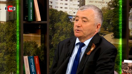Алексей Новосьолов, отговарящ за културните въпроси в Посолството на Руската федерация