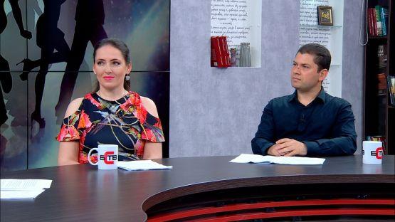 Антидот с Юлия Ал-Хаким (20.5.2020), ГОСТИ: МИЛЕНА НАЛБАНТОВА И ВЛАДИМИР НЕДЕВ