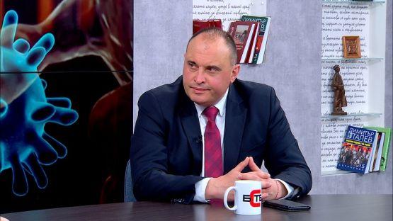 Антидот с Юлия Ал-Хаким (8.4.2020), ГОСТ – РУМЕН ГЪЛЪБИНОВ – ИКОНОМИСТ