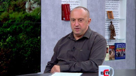 Антидот с Юлия Ал-Хаким (19.5.2020), ГОСТ: ИВО ЛУЛЧЕВ, ЗАМ.-ПРЕДСЕДАТЕЛ НА ЕКОГЛАСНОСТ