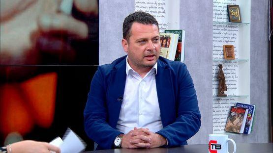 Антидот с Юлия Ал-Хаким (22.4.2020), ГОСТ: ИВАН ЧЕНЧЕВ – ЖУРНАЛИСТ И ДЕПУТАТ ОТ БСП