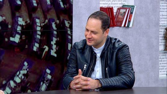 Антидот с Юлия Ал-Хаким (02.04.2020), ГОСТ: ПЕТЪР ВИТАНОВ - ЕВРОДЕПУТАТ ОТ БСП/ПЕС
