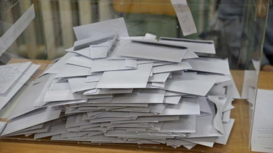 В Благоевград доставиха бюлетините за евроизборите, които ще се проведат на 26-ти май