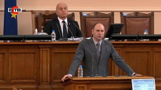 Николай Цонков: С плащането на милиони на чужди организации, ГЕРБ признават, че са некомпетентни