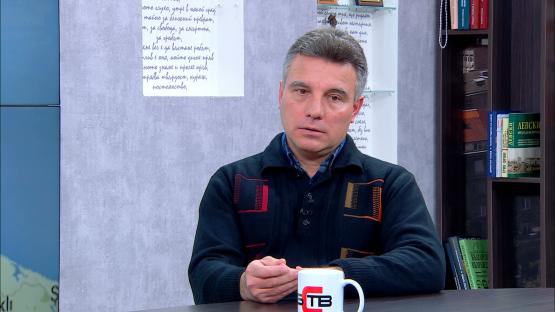 """""""Актуално от деня"""" с Нора Стоичкова (14.01.2020), гост: проф. Иво Христов"""