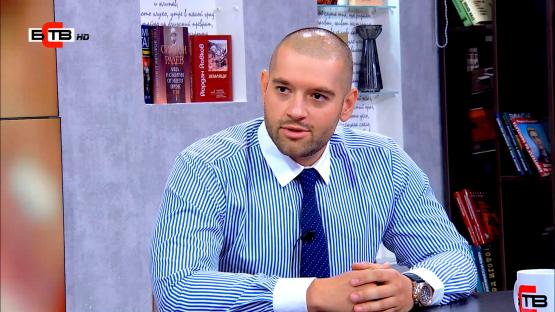 """""""Лява политика"""" с Александър Симов, гост Йордан Христов"""