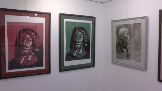 Изложба на 16-годишната Катя Кацарова