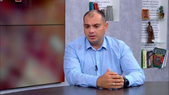 """""""Лява политика"""" с Александър Симов  (1.9.2020), част 1"""
