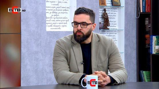 """""""Лява политика"""" с Александър Симов  (21.1.2020)"""