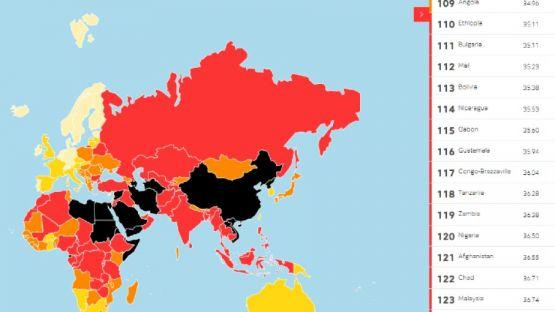 България остава на 111-та позиция по свобода на медиите