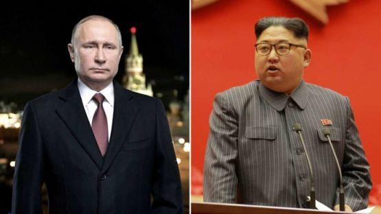 Севернокорейският лидер Ким Чен Ун пристигна с бронирания си влак в руския град Владивосток