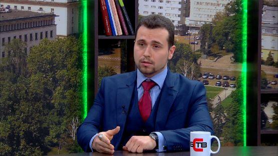 """""""България се събужда"""" (16.12.2019), гост: д-р Станислав Бачев, експерт по международни отношения"""