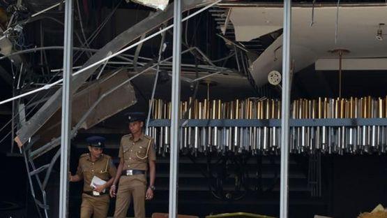 Кървави атентати в Шри Ланка навръх Великден