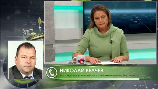 """""""Студио Икономика"""" с водещ Нора Стоичкова (3.12.2020), част 1"""