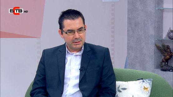 Следобед с БСТВ (9.7.2020), гост: Владимир Игнатов - учител по литература