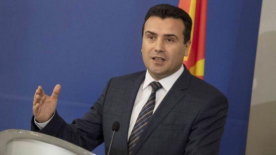 Зоран Заев пристига в София утре