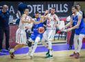 Баскетболистите изтърваха Гърция след 16 т. аванс