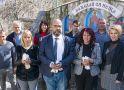 БСП - Пазарджик стартира кампанията си с флашмоб