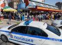 """Паднала арматура рани хора на пазар """"Димитър Петков"""" в София"""