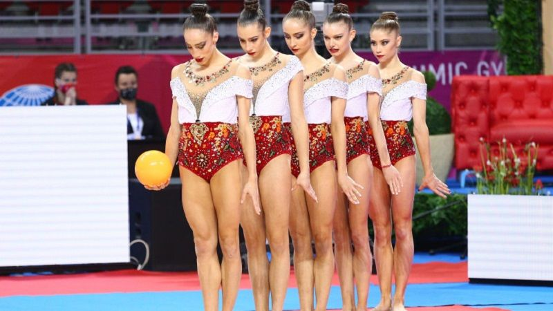 Ансамбълът обра всички титли на Световната купа в Баку