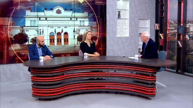 """ДИСКУСИОНЕН КЛУБ"" с водещ ВЕЛИЗАР ЕНЧЕВ (16.04.2021)"