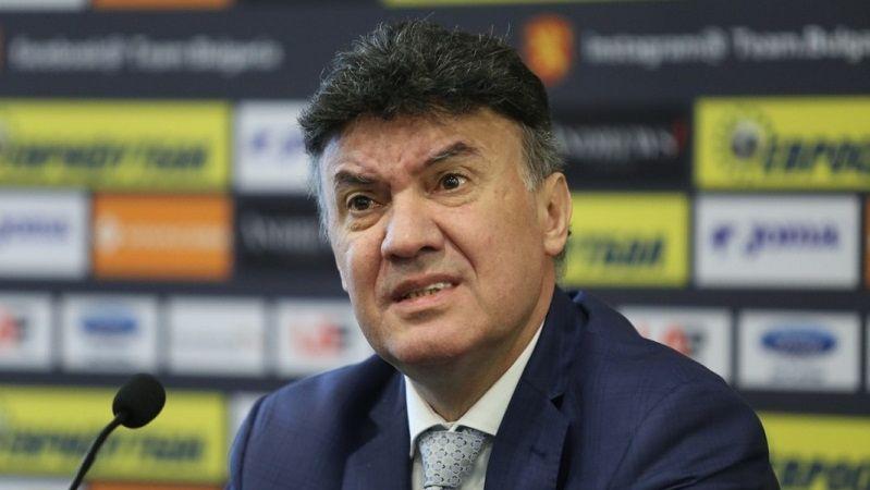 ФИФА и УЕФА поискаха обяснение за оттеглената оставка на Михайлов