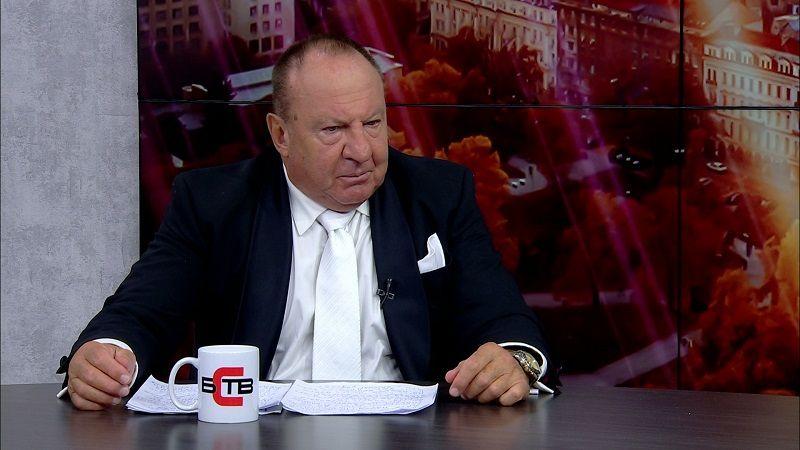 """ДИСКУСИОНЕН КЛУБ""  с водещ ВЕЛИЗАР ЕНЧЕВ (17.9.2021)"