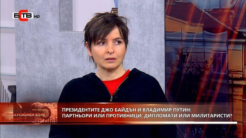"""Дискусионен клуб"" с водещ Велизар Енчев (26.2.2021)"